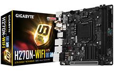 Gigabyte H270N WiFi Mini ITX Motherboard
