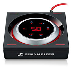 Sennheiser GSX 1200 Pro 7.1 Gaming Audio Amplifier