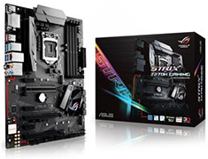 ASUS Strix Z270H Gaming Motherboard