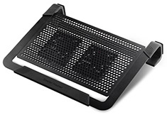 Cooler Master Notepal U2 Plus Notebook Cooler Black