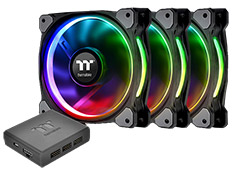 Thermaltake Riing Plus 12 RGB Premium Edition Fan 3pk