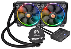 Thermaltake Water 3.0 Riing RGB 280 All-In-One Liquid Cooling