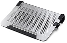 Cooler Master NotePal U3 Plus Notebook Cooler Silver