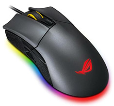 ASUS ROG Gladius II RGB Optical Gaming Mouse
