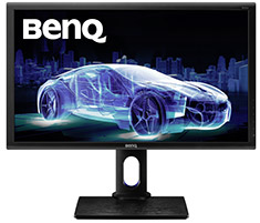 BenQ PD2700Q QHD 27in IPS Designer Monitor (Open Box)