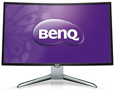 BenQ EX3200R 31.5in Curved 144Hz Widescreen Monitor
