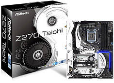 ASRock Z270 Taichi Motherboard
