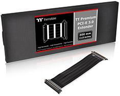 Thermaltake Premium PCI-E 3.0 Riser Cable 16X 30cm
