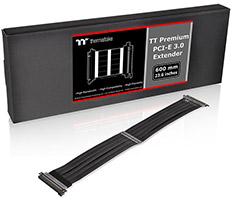 Thermaltake Premium PCI-E 3.0 Riser Cable 16X 60cm