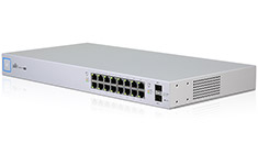 Ubiquiti UniFi 16 Port Managed PoE+ Switch with SFP [150W]