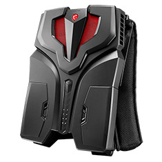 MSI VR ONE Core i7 Gaming Backpack