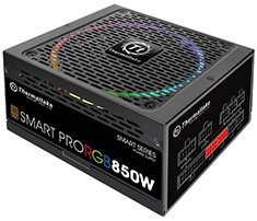 Thermaltake Smart Pro RGB Modular Bronze 850W Power Supply
