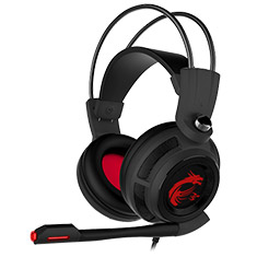MSI DS502 7.1 USB Gaming Headset