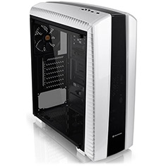 Thermaltake Versa N27 Snow Edition Window Mid-Tower Chassis