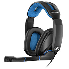 Sennheiser GSP 300 Gaming Headset - Blue