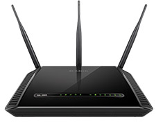 D-Link DSL-2888A Python AC1600 ADSL2+/VDSL2 Modem Router