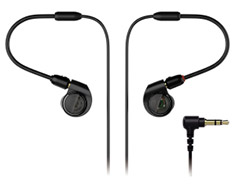 Audio Technica ATH-E40 Professional In-Ear Headphones