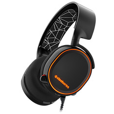 SteelSeries Arctis 5 Gaming Headset Black