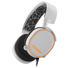 SteelSeries Arctis 5 Gaming Headset White