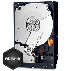 Western Digital WD Black 6TB WD6002FZWX