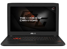 ASUS ROG Strix GL702VS 7th Gen i7 17.3in FHD Gaming Notebook
