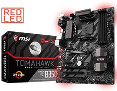 MSI B350 Tomahawk Motherboard