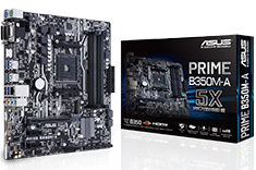 ASUS Prime B350M-A Motherboard
