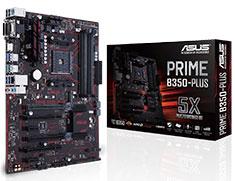 ASUS Prime B350-Plus Motherboard