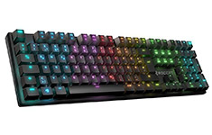 Roccat SUORA FX RGB Mechanical Gaming Keyboard Cherry Blue