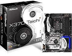 ASRock X370 Taichi Motherboard