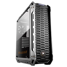 Cougar Panzer Dual Tempered Glass Mid Tower Case