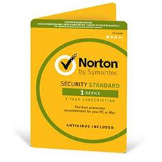 Norton Security Standard OEM 1 Device 1 Year