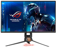 ASUS ROG Swift PG258Q FHD 240Hz G-Sync 24in Gaming Monitor