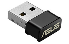 ASUS USB-AC53 Dual-Band AC1200 Nano USB Wi-Fi Adapter
