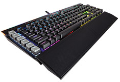 Corsair Gaming K95 RGB Platinum Gunmetal Keyboard MX Speed