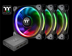 Thermaltake Riing Plus 14 RGB Premium Edition Fan 3pk