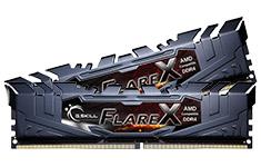 G.Skill Flare-X F4-2400C15D-16GFX 16GB (2x8GB) Ryzen DDR4