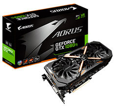 Gigabyte GeForce GTX 1080 Ti AORUS 11GB
