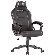 N Seat Pro 300 Series Ergonomic Gaming Chair Black