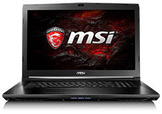 MSI GL72 17.3in Gaming Laptop [7RD-400AU]
