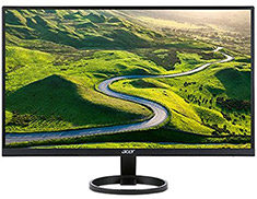 Acer R271 27inch LED IPS Monitor