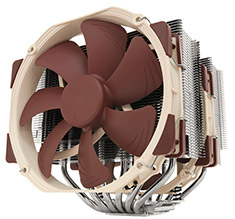 Noctua NH-D15-SE CPU Cooler AM4 Edition