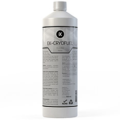 EK CryoFuel Premix 900mL Coolant Clear