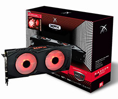 XFX Radeon RX 580 GTR-S Black Edition 8GB Crimson