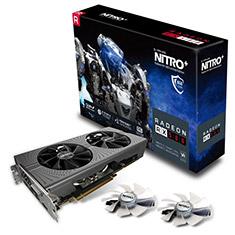 Sapphire Radeon RX 580 Nitro+ OC Limited Edition 8GB