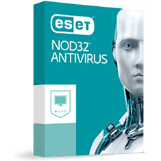 ESET NOD32 Antivirus OEM 1 Device 1 Year Download For Windows