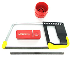Monsoon Hardline Pro Cutting Kit 16/13mm - Ex-Demo