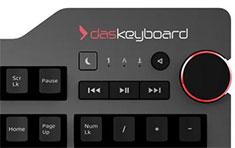 Das Keyboard 4 Professional Keyboard Cherry Brown - Ex-Demo