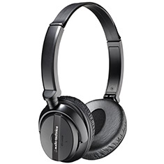 Audio-Technica ANC20 Active Noise-Cancelling On-Ear Headphones