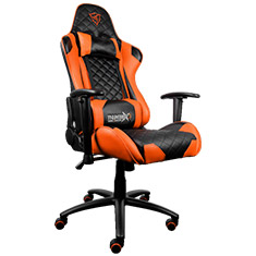 Aerocool ThunderX3 TGC12 Gaming Chair Orange